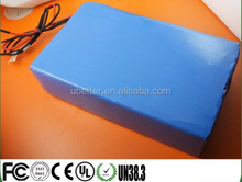 UN38.3 UL approved rechargeable Battery battery lifepo4 72v 60ah battery for sctoor