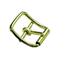 fashion product whole sale roller buckle with one bar for pet and equestrian