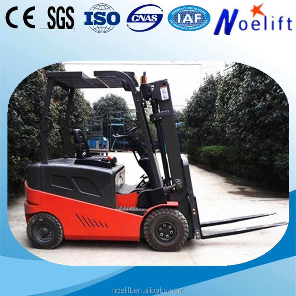 Drum lifter small four wheels electric forklift for sale by owner