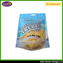 Use Food Approve Chemical Material Ecologically Friendly Stand Up Plastic Resealable Bag For Food Bread Dehydrated Fruit Pecan