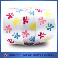 wholesale Good quality hot sale Smooth Surface Butterfly Ribbon