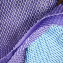 sandwich spacer air mesh fabric for chair industry with oeko-Tex standard 100
