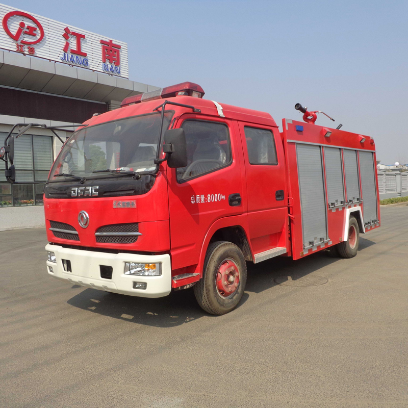 Guaranteed 100% Factory Supply Brand New DONGFENG New Fire Engines