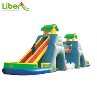 Hot Sale Giant Inflatable Water Slide for Adult