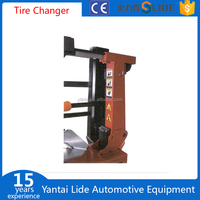 CE certificated tire changing equipment used in garage shop