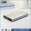 Any logo Customized portable power bank 8000 mah /portable battery charger/ dual USB Socket mobile power bank