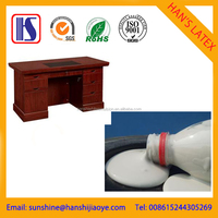 Water-based White Glue/Adhesive/Latex Manufacturer Cheap transparent /white PVC glue adhesive