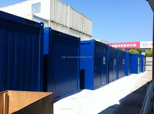 Economical10ft & 20ft Flat Pack shipping modular Container House for Living camping in China