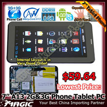 Cheapest Phone tablet pc Built in 3G module HWM630