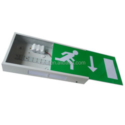 6W Rechargeable Battery Backup Pack Exit Emergency LED Lighting