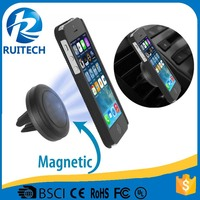 Universal Air Vent Magnetic Car Mount Holder, for Cell Phones and Mini Tablets