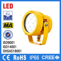 Explosion-proof led led spotlight,40w 60w,ATEX,IP66