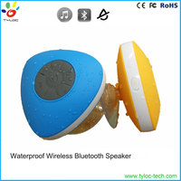 Portable Waterproof Bluetooth Wireless Mini Speaker with Handsfree Mic and FM Radio