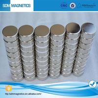 China wholesale Nickel Coated Rare Earth sealing ring magnet