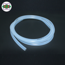 Manufacturer Soft Thin Wall Silicone Rubber Tube 10mm Rubber Tubing 3 Inch Rubber Hose Food And Beverage Tubing
