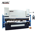 ACCURL new type 6 axis CNC Press Brake 100ton hydraulic cnc press brake with HIWIN Ball Screws