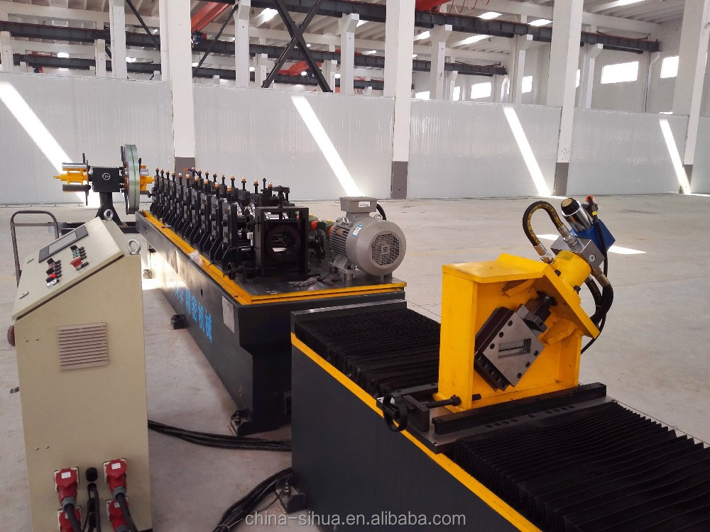 High quality stud and track steel frame machine