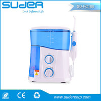 UV Disinfection Oral Irrigator Water Flosser with 7 Multifunctional Tips for Oral and Dental Caring