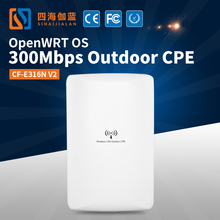 2017 New Model CE RoHS Approved Long Range Wireless Outdoor AP CPE Wifi AP/Bridge/Client/Router/Gateway/Wireless