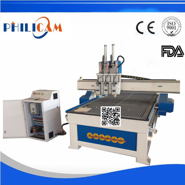 atc wood working machine cnc router from Jinan on sale
