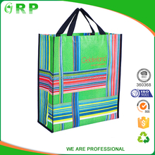 Eco-friendly customized durable waterproof polyester bag