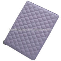 soft sheep leather pouch for ipad mini with various colors