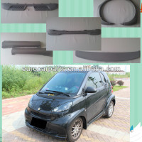 hot sell PU body kit for BENZ SMART BRABUS style
