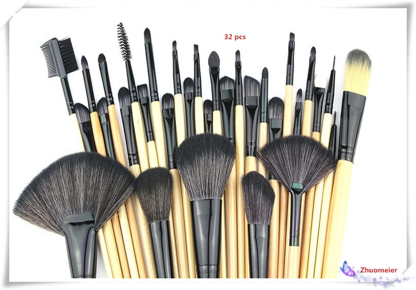 32Pcs Makeup Brushes Professional Cosmetic Make Up Brush Set The Best Quality