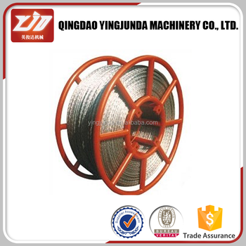 Rigging Hardware Wire Rope Steel Strand 1*3,1*7,1*19,1*37