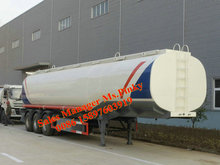 54000Litres Fuel Tanker Semitrailer For Sales Call Ms.Pinky 00 86 15897603919