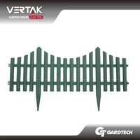 Cheap price PP material garden fencing plastic