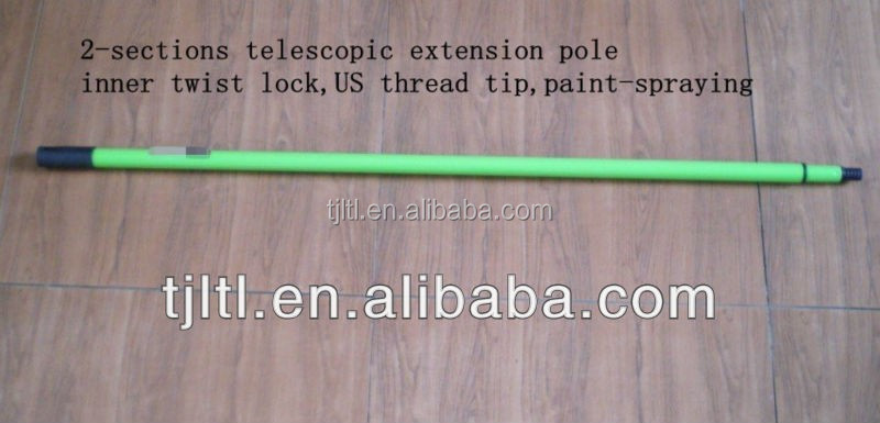2016 hot-selling extension pole for painting roller