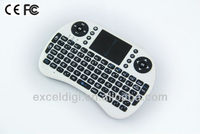 2.4g 3d remote control, wireless bluetooth keyboard case for ipad mini