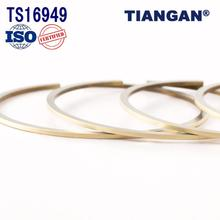 Special design widely used gy6 engine parts piston ring