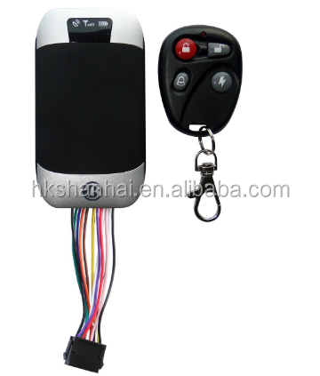 small gps motorcycle tracker GSM/GPS tracking device tk303f with online tracking server