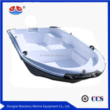 CE Approved hard hull boat fishing boat Yacht for sale