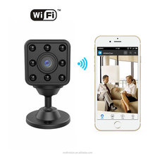High Quality 1080P Mini WIFI IP Hidden Camera With Super Nice Starlight Nightvision View Max 8 Meters