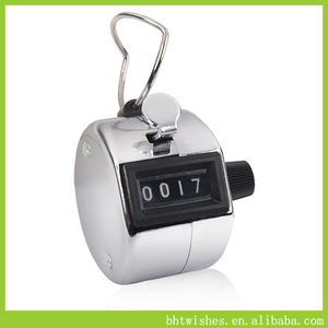 Hand Held 4 Digit Tally Counter/Clicker