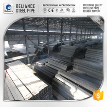 A best products Q195 welded square hollow section tube Steel square hollow section pipe factory in china