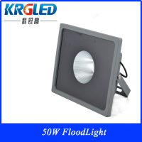 Energy saving led fan light, high mast 50 watt led flood lighting