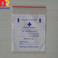 ziplock medicine bag for pharmacy healthy plastic small ziplock pill bags