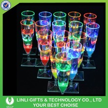 Barware Liquid Activated Glow Cups, Glow Glass, Glow Led Glasses