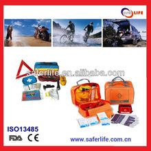 2015 retail multifunction Truck trip road Travel Emergency Roadside Kit Auto Emergency Kit Car Survival Kit