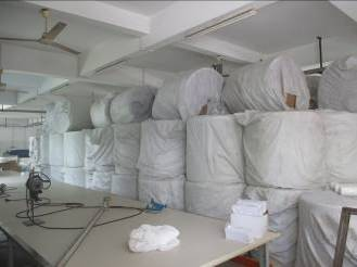 Raw Materials for Disposable Bed Sheets, Wax Strip
