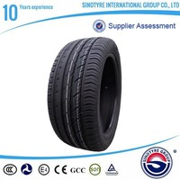 china supplier Customized uhp car tyre racing car tyre 245/35r20