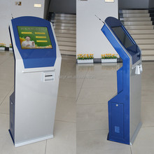 Automatic Ticket Dispenser Machine with Touch Screen,Token Number Machine