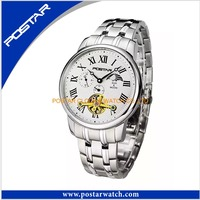 Famous brand rolexable men watch quartz stainless steel watch