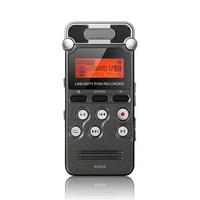 Three MIC VOR mini digital voice recorder pen, audio recording device