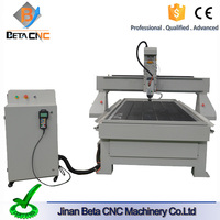 discount price 3 axis vacuum table wood cnc milling cutting router machine price for MDF door furniture