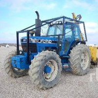Used Ford 8630 Tractors